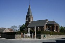 Eglise Saint-Pierre  à Borlez