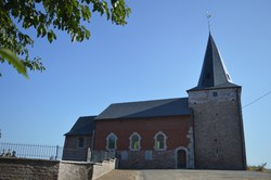 Oratoire Saint-Sulpice à Aineffe