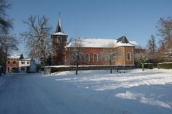 Eglise Saint-Georges à Les Waleffes