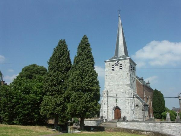Eglise Celles