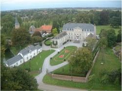 Château LW photo aérienne
